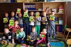 Witamy przedszkolaków - przyszłych pierwszaków