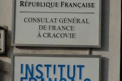Klasa 1b w Instytucie Francuskim 01.2018
