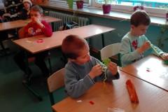 Mikołajki w klasie 1a