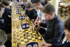Mistrzostwa Krakowa w szachach 7-8.11.2017