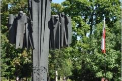 Poczet na rocznicy wybuchu II wojny światowej