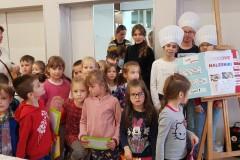 Przedszkolaki na Żabiej