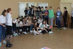 Wybory do SU klas gimnazjalnych i siódmych wrzesień 2017