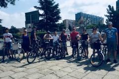 Wycieczka rowerowa IIIA 06.2018