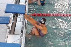 Zawody pływackie klas 1-3 05.2018
