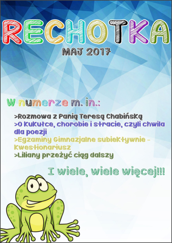 rechotka 2017 05